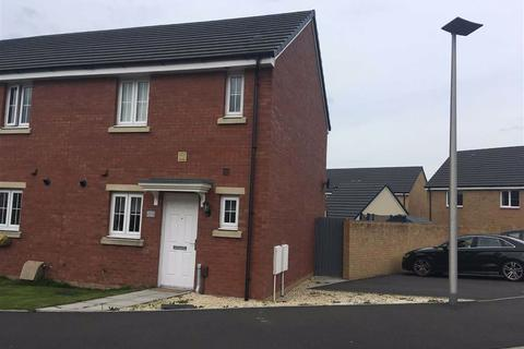2 bedroom end of terrace house for sale - White Farm, Barry