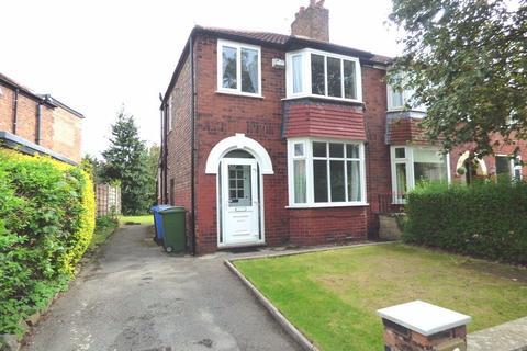 3 bedroom semi-detached house to rent - 33 Brook Avenue, Timperley, WA15 6SJ