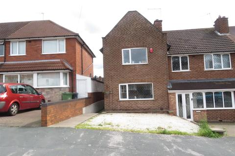 2 bedroom end of terrace house to rent - Hillingford Avenue, Great Barr, B43 7HP
