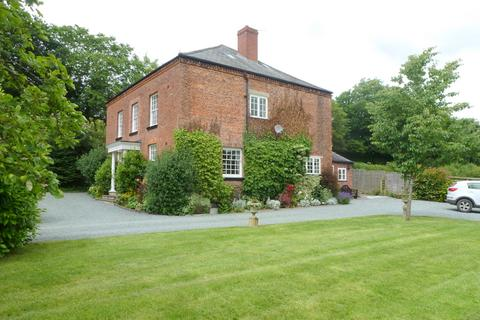 4 bedroom detached house for sale - March House, Guilsfield, Welshpool, Powys, SY21 9PR