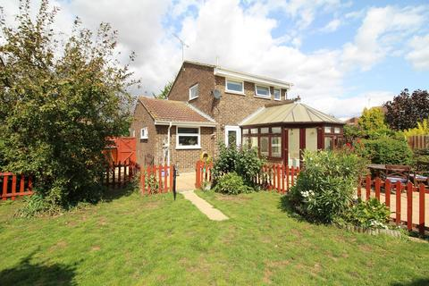 3 bedroom end of terrace house for sale - Crocus Way, Chelmsford, Essex, CM1
