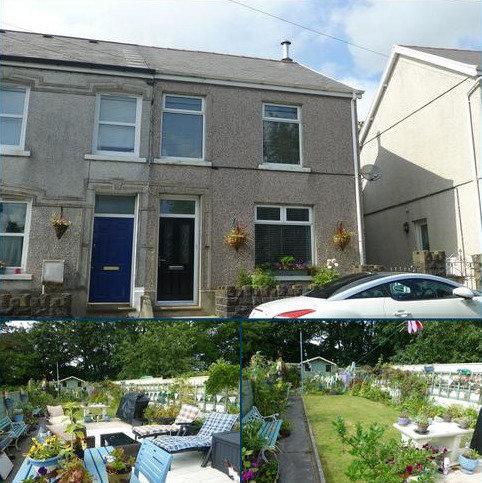3 bedroom semi-detached house for sale - High Street, Ammanford, Carmarthenshire.