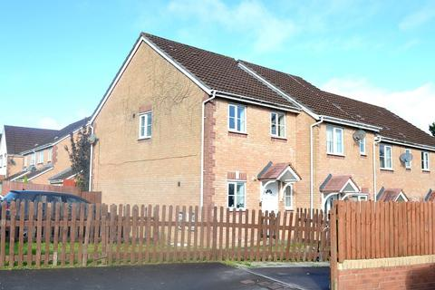 2 bedroom end of terrace house for sale - Cwrt Lafant, Llansamlet, Swansea, City And County of Swansea. SA7 9WR