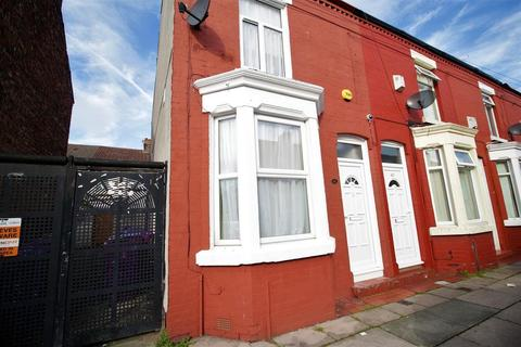 3 bedroom end of terrace house to rent - Mirfield Street, Liverpool, L6 6BD