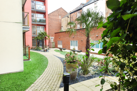2 bedroom apartment to rent - The Sawmill, HU1