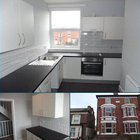 2 bedroom apartment to rent - Flat 2 - 65 Gawthorne Street, New Basford, Nottingham NG7