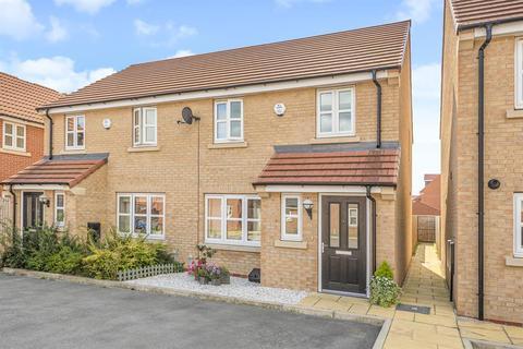 3 bedroom semi-detached house for sale - Overend Avenue, Pocklington, York, YO42 2FS
