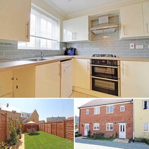 2 bedroom terraced house to rent - Elderberry Close, Ely