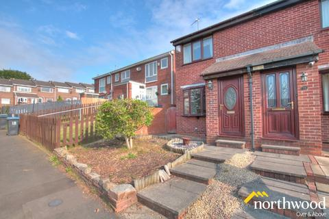 2 bedroom semi-detached house to rent - Kinross Drive, , Stanley, DH9 6UT