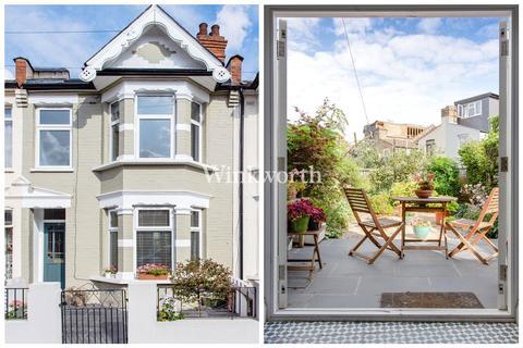 4 bedroom terraced house for sale - Ashfield Road, London, N4