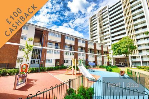 3 bedroom maisonette to rent - Robsart Street, Stockwell, SW9