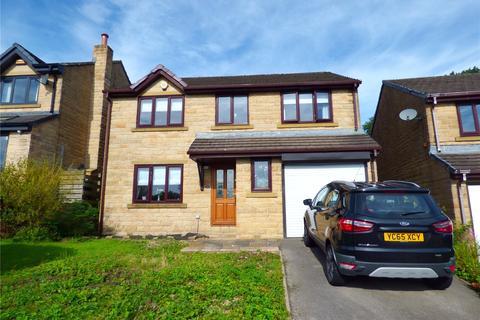 4 bedroom detached house for sale - Springside Rise, Golcar, Huddersfield, West Yorkshire, HD7