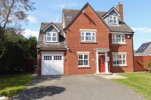 5 bedroom detached house for sale - Cransley Close Hamilton Leicester