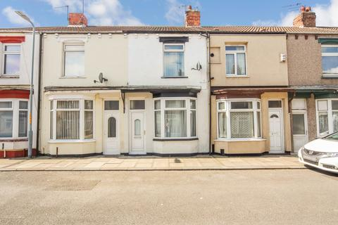 2 bedroom terraced house to rent - Herbert Street, Middlesbrough, TS3 6JR