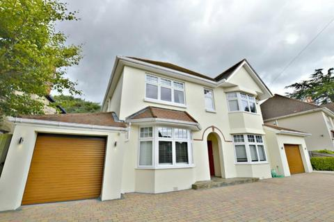 4 bedroom detached house to rent - Stevenson Crescent, Poole, Dorset, BH14 9NU