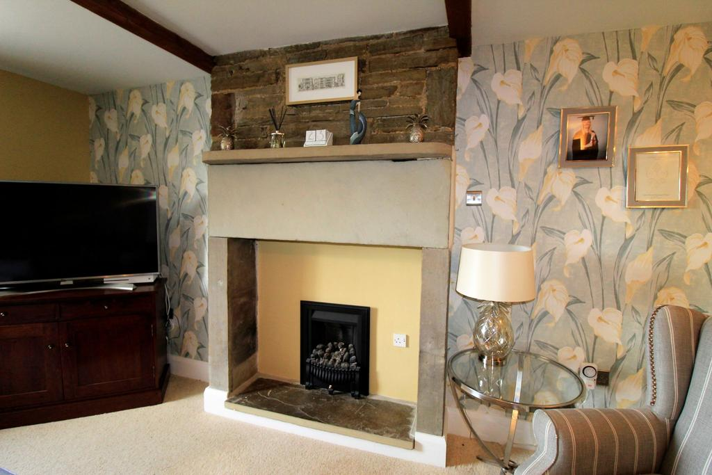 Attractive fire place