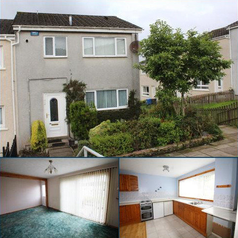 2 bedroom end of terrace house for sale - Pappert Estate, Bonhill