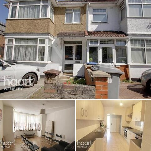 5 bedroom end of terrace house to rent - Napier Road, Wembley Central