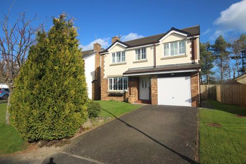 4 bedroom detached house for sale - Meadowfield, West Monkseaton, Whitley Bay, NE25 9YD