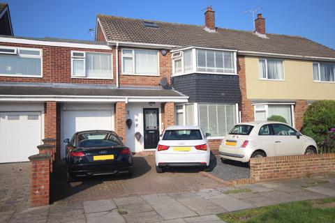 4 bedroom terraced house for sale - Cleehill Drive, Preston Grange, NE29 9EW