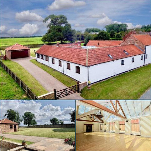 5 bedroom barn conversion for sale - Driffield Road, Huggate