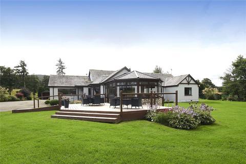 4 bedroom detached bungalow for sale - Riverside House - Lot 1, Farr, Inverness, IV2