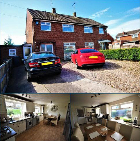 3 bedroom semi-detached house to rent - Lightfoot Road, Uttoxeter