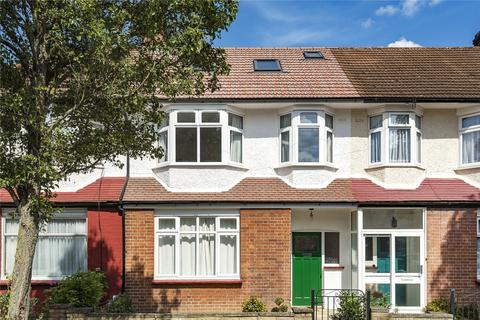 4 bedroom terraced house for sale - Princes Avenue, Palmers Green, London, N13