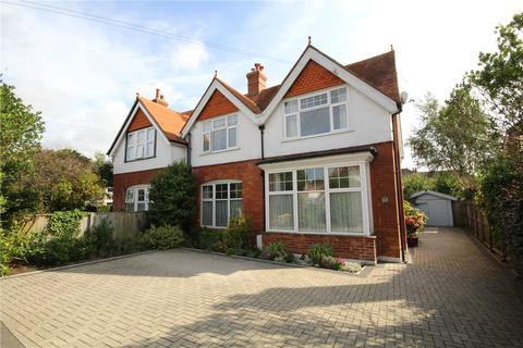 4 bedroom semi-detached house for sale - Alexandra Road, Lower Parkstone, Poole, BH14