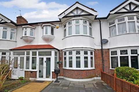 3 bedroom terraced house for sale - Empress Avenue, Aldersbrook