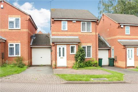 3 bedroom link detached house for sale - St. Nicholas Close, Radford, Coventry