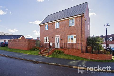 3 bedroom detached house to rent - Crewe