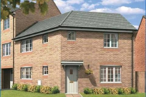 3 bedroom detached house to rent - Godwin Way, Lymevale View