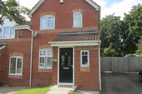 2 bedroom end of terrace house to rent - Canalside, Bedworth