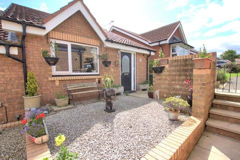 2 bedroom semi-detached bungalow for sale - Ullswater Avenue, Bridlington