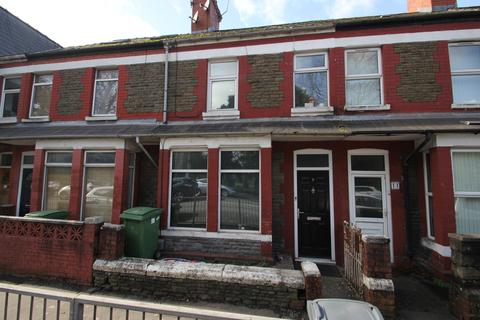 3 bedroom terraced house to rent - Allensbank Road, Cardiff
