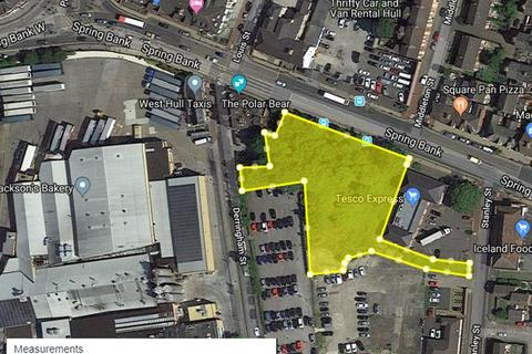 Land for sale - Spring Bank, Hull