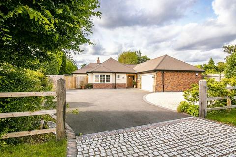 4 bedroom bungalow for sale - Moor Hall Drive, Sutton Coldfield