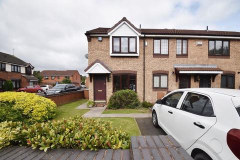 2 bedroom terraced house for sale - Coalmeadow Close, Bloxwich