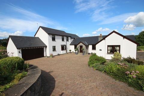 4 bedroom detached house for sale - Bryn Bodnant, Colwyn Bay