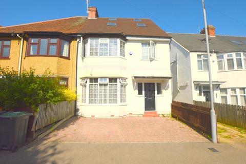 4 bedroom semi-detached house for sale - Alexandra Avenue, New Bedford Road, Luton, Bedfordshire, LU3 1HG