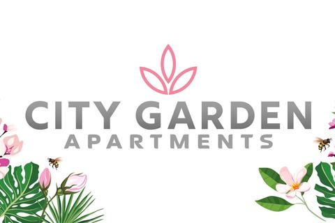 1 bedroom flat for sale - Plot 43 - City Garden Apartments, St. Georges Road, Glasgow, G3