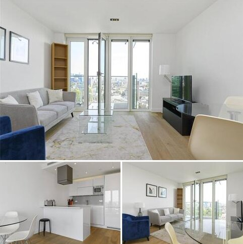 1 bedroom flat to rent - Avantgarde Tower, 1 Avantgarde Place, London, E1