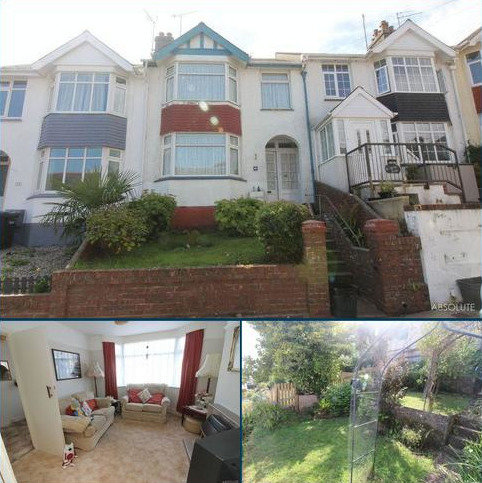 3 bedroom terraced house for sale - Clifton Grove, Paignton