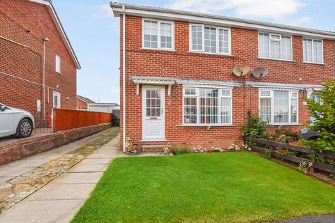 3 bedroom semi-detached house for sale - Heather Drive, Whitby