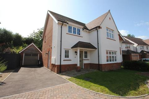 4 bedroom detached house for sale - Norchard Gardens, Whitecroft