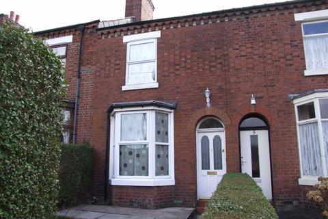 3 bedroom terraced house to rent - Cromwell Terrace, Leek, Leek