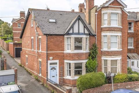 5 bedroom semi-detached house for sale - Athelstan Road, St Leonards, Exeter, Devon, EX1