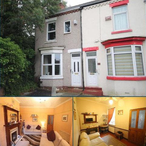 2 bedroom end of terrace house for sale - Dumfries Street, Darlington