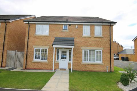 4 bedroom detached house for sale - Hill Meadows, Willington,